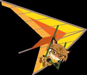 Appy hang glider