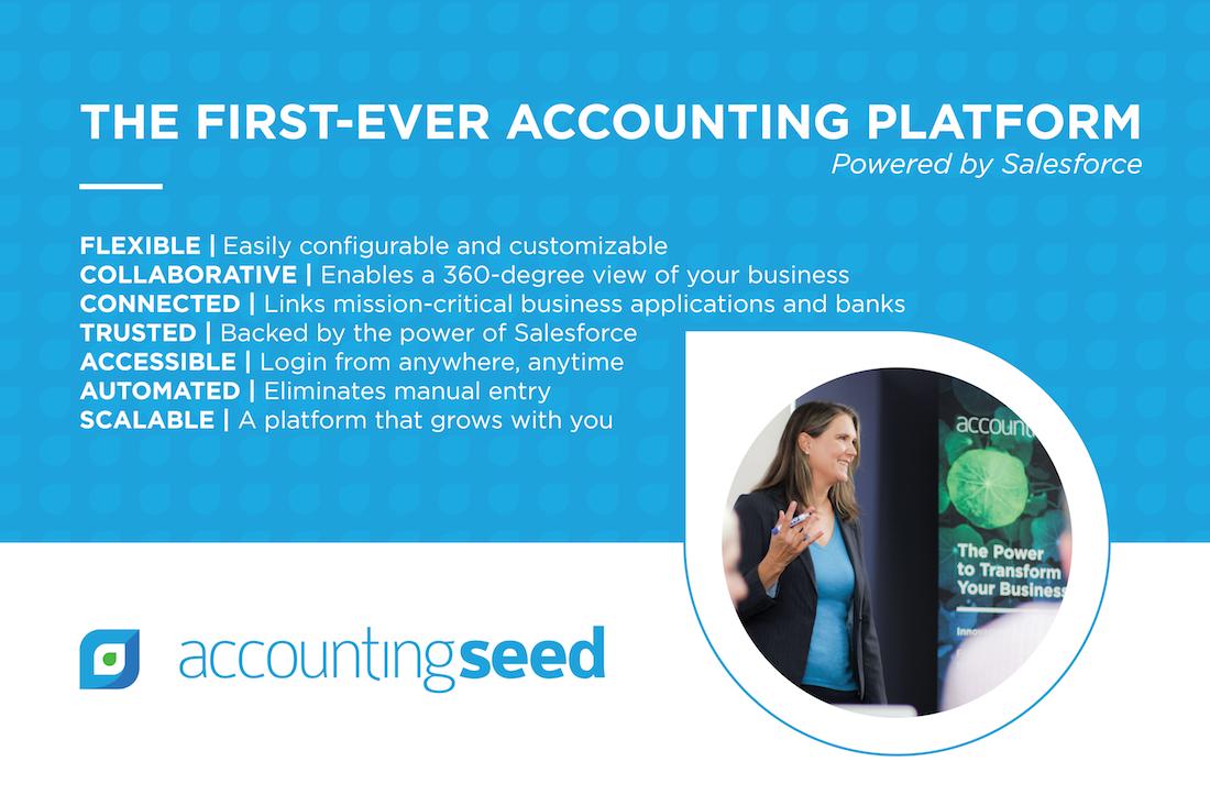 Accounting Seed: Native Accounting Application