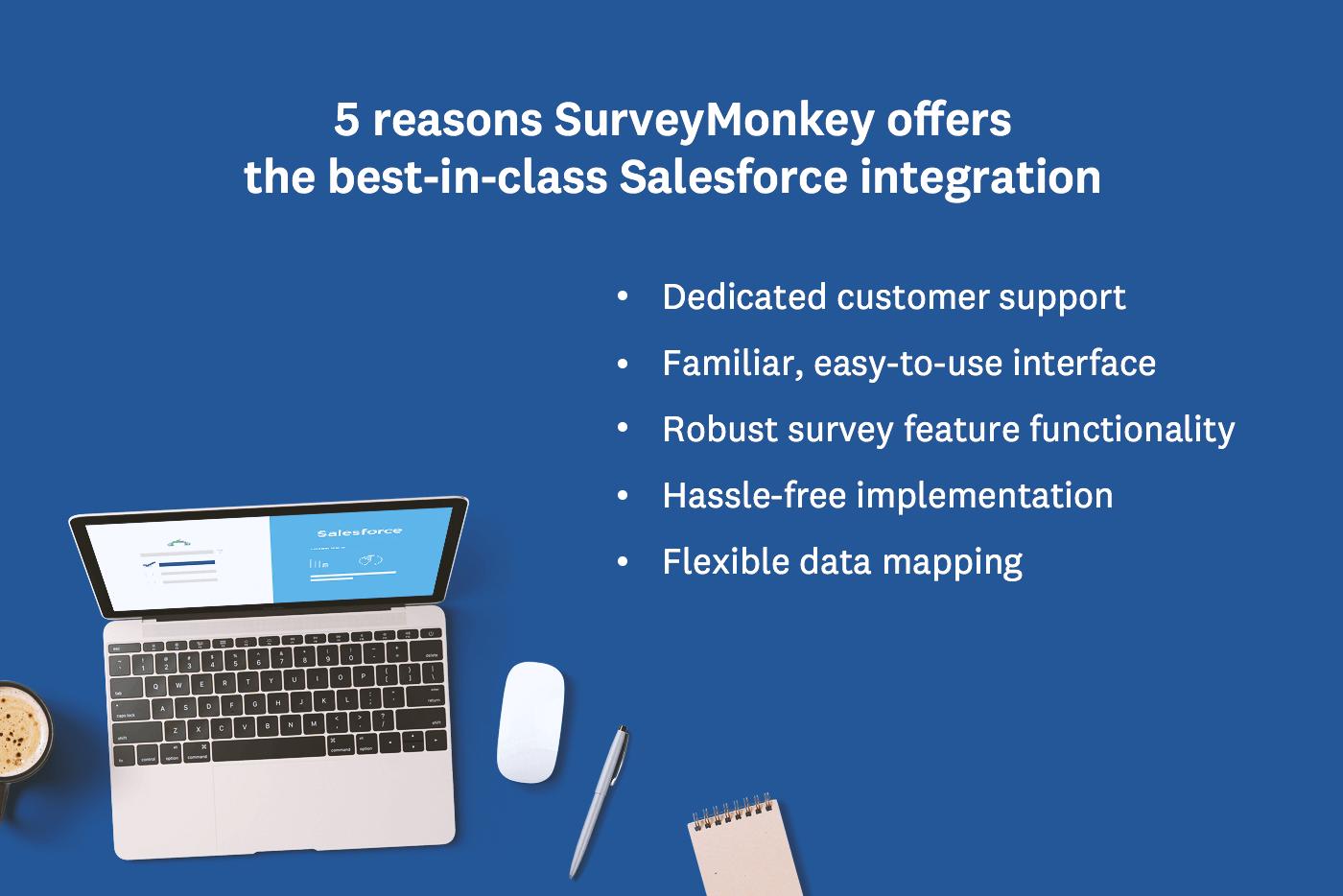 SurveyMonkey: Integrate survey data into your Salesforce® instance